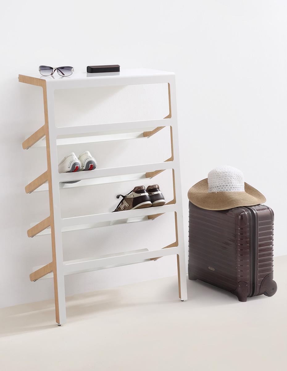 Mila for Modelos de zapateros en madera